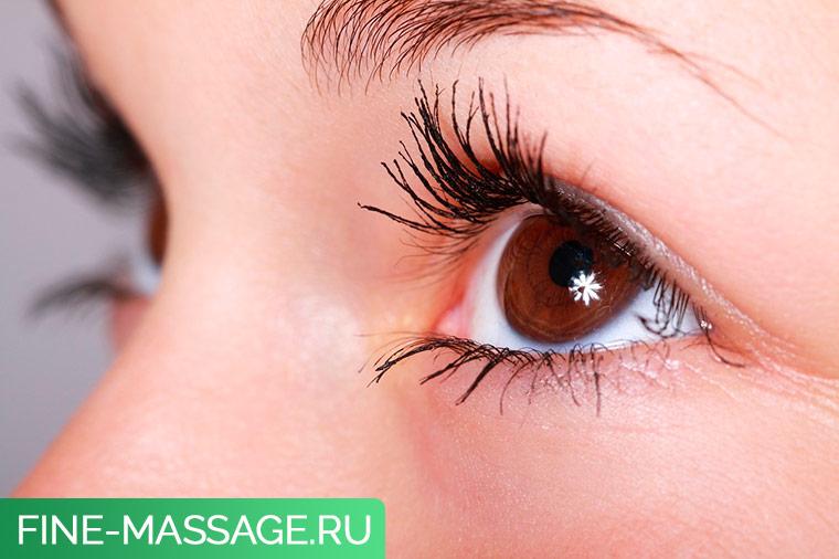 Глазная боль