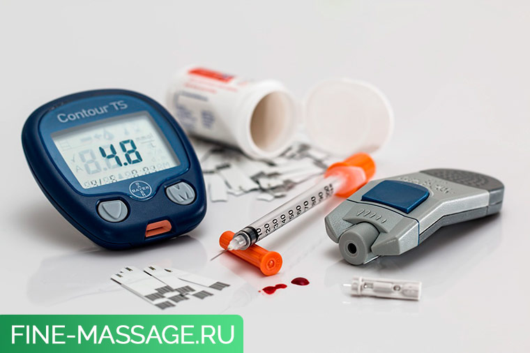 Сахарный диабет причины симптомы