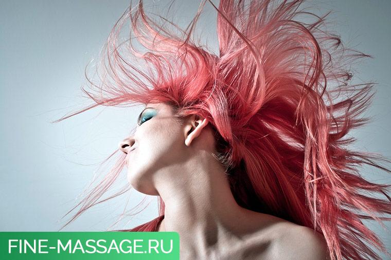 Тонизирующий массаж