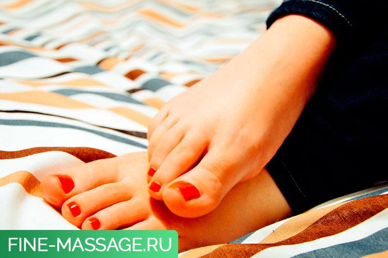 Турецкий массаж