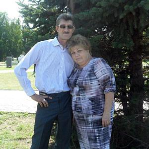 Валентина и ее муж Сергей