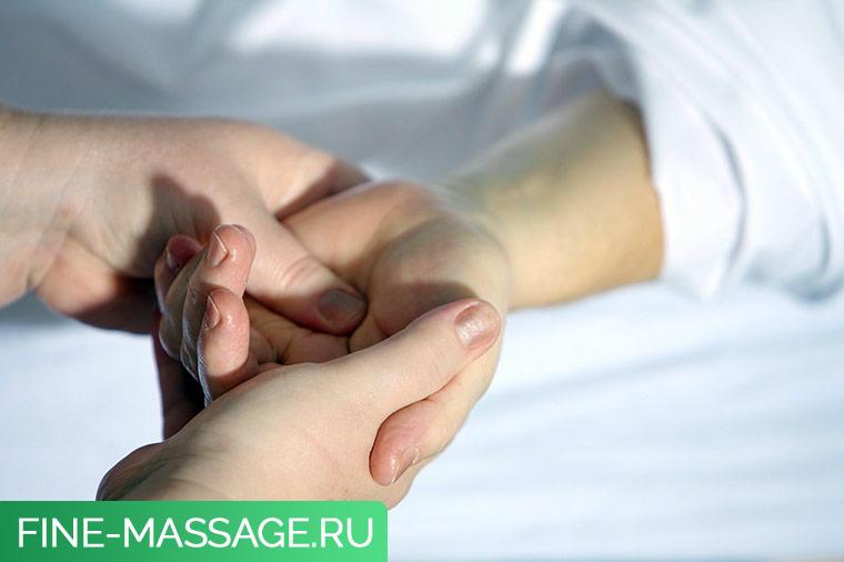 Паралич Дежерин-Клюмпке - Все о массаже