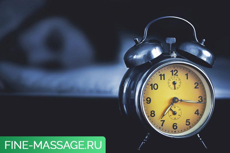 Проблема сна - бессонница